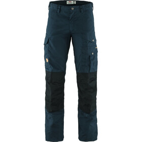 Fjällräven Barents Pro Broek Heren, dark navy/black
